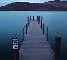 Wet Jetty by ensell