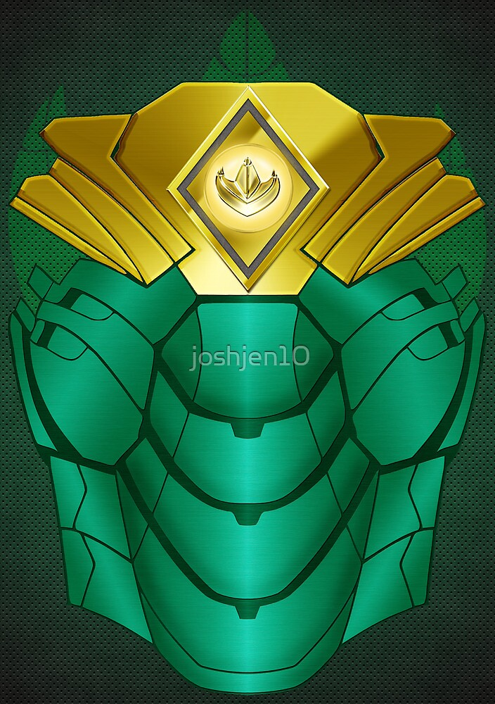 Green Iron Ranger by joshjen10