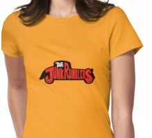 The Junk Rumblers - New Jersey Rockabilly  Womens Fitted T-Shirt
