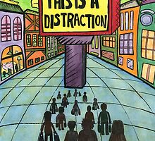 This is a Distraction by LittleLeighVis