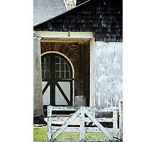 White Horse Farm Photographic Print