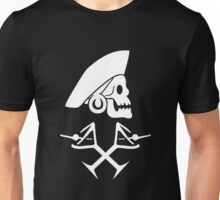 Martini Pirate Unisex T-Shirt