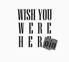 Wish You Were Heroin Mens V-Neck T-Shirt