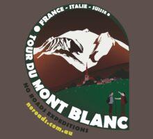 Tour du Mont Blanc by noroads