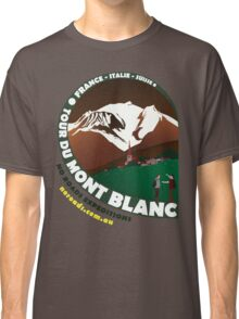 Tour du Mont Blanc Classic T-Shirt