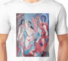 Picasso reinvented Unisex T-Shirt