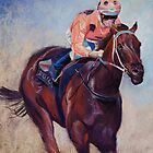 &#x27;Black Caviar&#x27; by Lynda Robinson