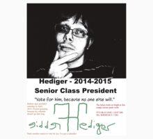 Freddie Hediger Campaign by fred2266
