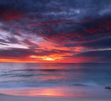 Cottesloe Sunset by Nigel Donald