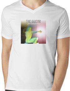 The Swear - Gold Mens V-Neck T-Shirt