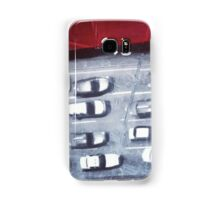 cars from above Samsung Galaxy Case/Skin
