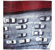 cars from above Poster
