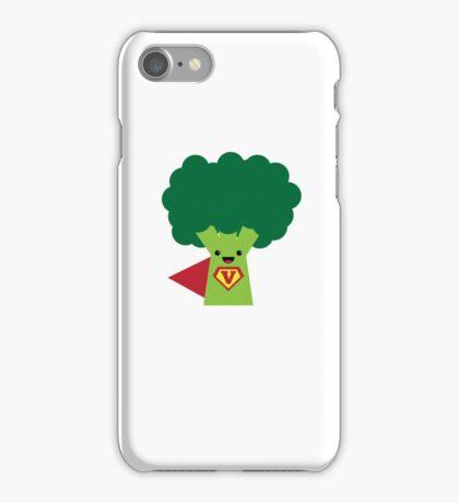 Super Broccoli iPhone Case/Skin