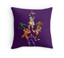 it's good to be bad Throw Pillow