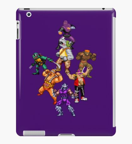 it's good to be bad iPad Case/Skin