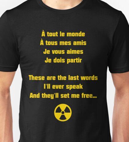 À tout le monde 2 Unisex T-Shirt