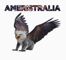 Ameristralia Eaglekoala (#3) by HeyHaydn