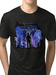 Police Tribute Tri-blend T-Shirt