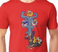 Xolotl (Colour) Unisex T-Shirt