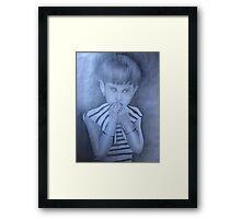 Innocent Child Framed Print