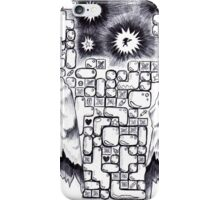 Mr. Driller Digs Through the Mountain of Freedom iPhone Case/Skin