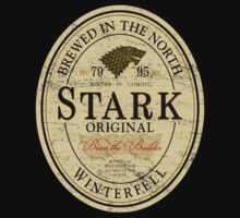 Stark Original Beer Label T-Shirt