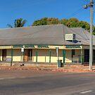 Central Hotel, Normanton, Queensland by Adrian Paul