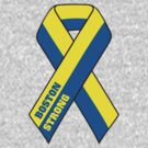 Boston Strong Ribbon by BurbSupreme