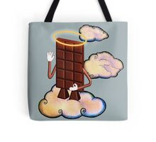 May Chocolate god bless you! Tote Bag