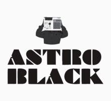 DJ ASTRO BLACK MPC-HEAD (official merchandise)  by Astro Black