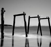 Flat Light = Black and White by Snapsgoodpics
