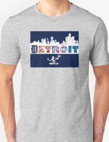 Detroit Sports Unisex T-Shirt