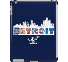 Detroit Sports iPad Case/Skin
