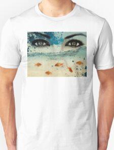tear in the ocean Unisex T-Shirt