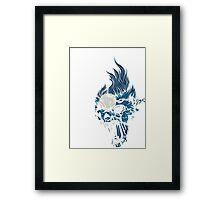 Werewolf Full Moon Framed Print