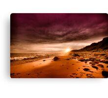 Coastal Delight Canvas Print