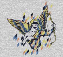 Greek Mythology & Gods - Cupid One Piece - Long Sleeve