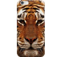 camouflage tiger iPhone Case/Skin