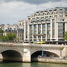 Samaritaine by lauracronin