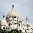 Sacre-Coeur by lauracronin