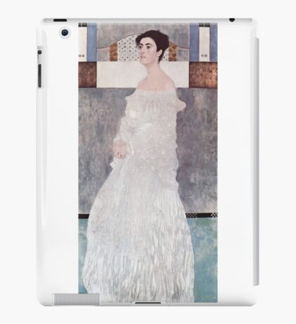 Klimt Portrait of Margaret Stonborough Wittgenstein iPad Case/Skin