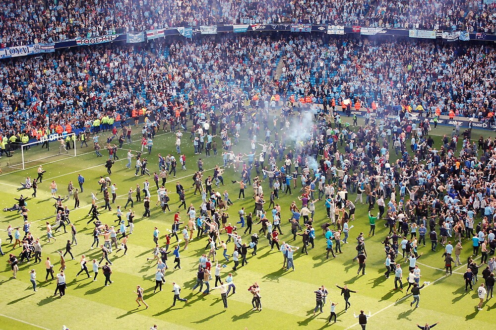 Pitch invasion by lauracronin