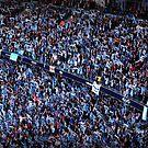 Sea of blue by lauracronin