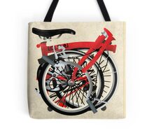 Brompton Bicycle Folded Tote Bag