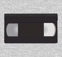 VHS tape One Piece - Long Sleeve