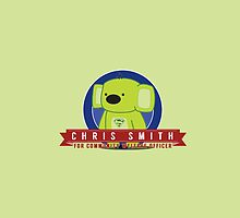 Chris Smith for HvZ Community Welfare Officer by Sam Matthews