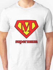 Super Mum mothers day present T-Shirt