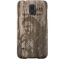 Eddard Stark - Carved case Samsung Galaxy Case/Skin