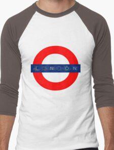 London Underground - MAP! Men's Baseball ¾ T-Shirt