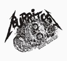 Burritos: Trapped Under Rice by ghostfreehood